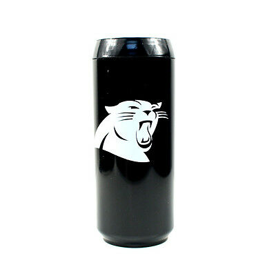Carolina Panthers 16-Ounce Travel Mug, Can Style - Carolina Panthers Travel Mug