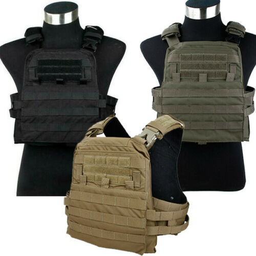 TMC3219  NEW AVS Combat Tactical MBAV Protective vest with EVA Plate Carrier