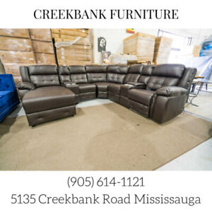 Long Weekend Sectional Sale!