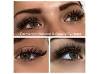 Semi Permanent Eyelash Extensions and Volume Lashes