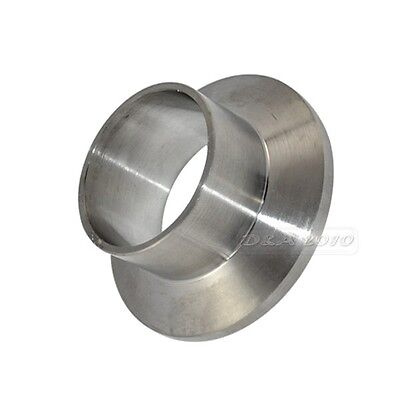 38mm 1-12 1.5 Od Sanitary Weld On Ferrule Tri Clamp Stainless Steel Sus 316