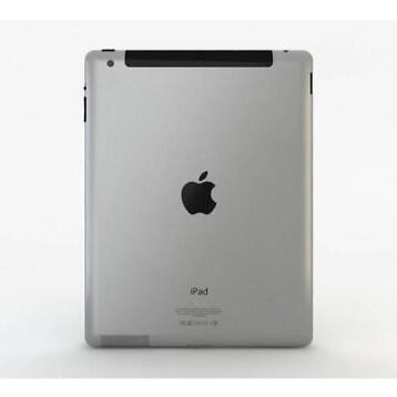 iPad 2 Back Cover - 3G