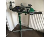 Toalson stringing machine