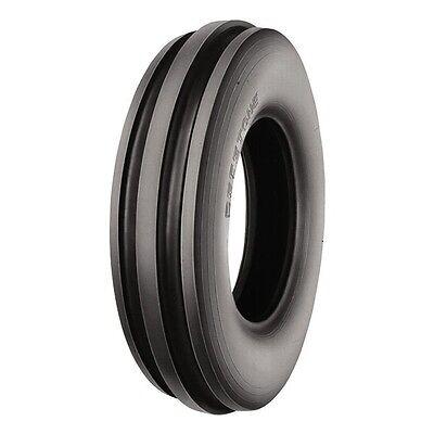 Two 4.00-19 400-19 400x19 F-2 Tri 3 Rib Front Tractor Tire