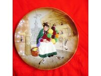 Royal Doulton 'The Old Balloon Seller' Plate D6649