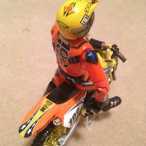Travis Pastrana action figure Cambridge Kitchener Area image 2
