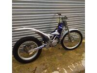 250cc Yamaha scorpa