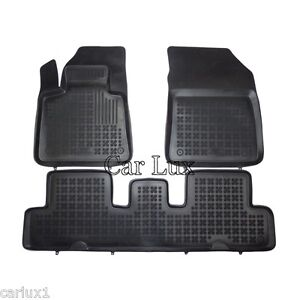 alfombrillas de goma a medida citroen c4 grand picasso desde 2013 tapis de sol ebay. Black Bedroom Furniture Sets. Home Design Ideas