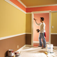 PAINTING PROJECTS GIVE US A CALL