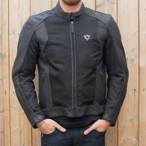 Rev'It Ignition 2 - Leather Motorcycle Jacket