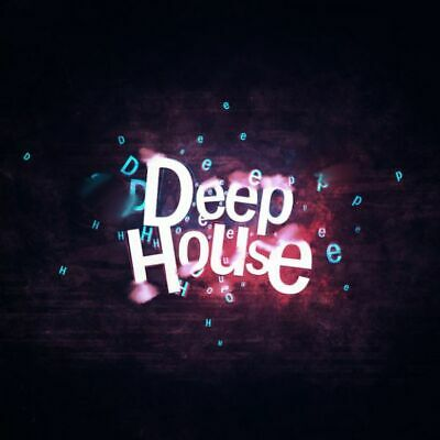 Deep House - All 320kbps - Full Length & Unmixed Trax-16GB-Over 1000 Tracks! CDJ