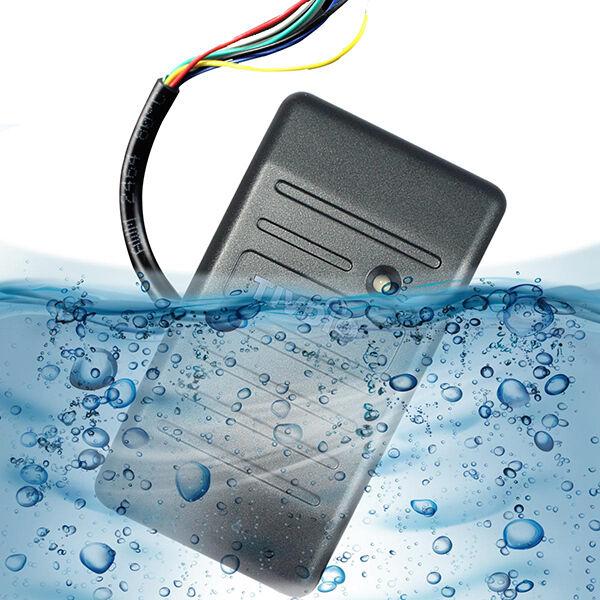 Waterproof!Access Control Card Reader Proximity EM-ID RFID Card Reader ABS Shell