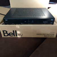 Bell HD Receiver - Like New!