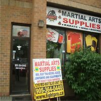 SAVE 70% OFF ON  ALL YOUR MARTIAL ARTS SUPPLIES, WE SHIP FREE