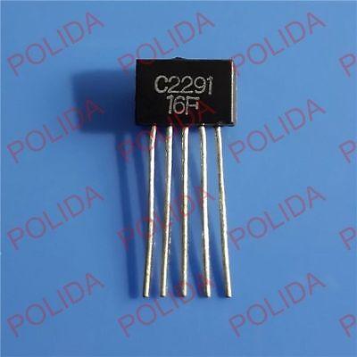 1pcs Audio Transistor Mitsubishi Sip-5 2sc2291 C2291