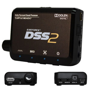 Turtle Beach EarForce DSS2 Dolby Surround Sound Processing Unit