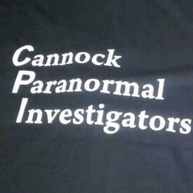Paranormal Investigator/Ghost Hunting