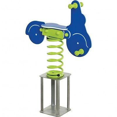 Federtier Federwippe Roller - DIN EN 1176