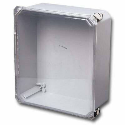 Stahlin Electrical Fiberglass Enclosurebox Diamondshield Dscc80604hpl 8x6x4