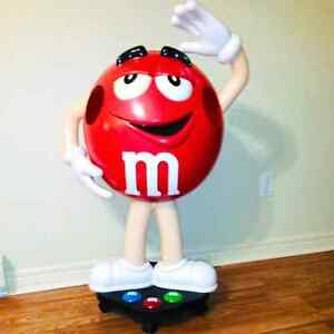 HUGE M&M COLLECTION  more then 30 pieces