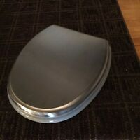 Ikea Stainless Steel Toilet Seat