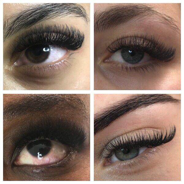 Eyelash Extensionslifting Eyebrows Henna In Kingsbury London
