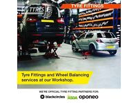 NEW TYRES AND MOBILE TYRE FITTING