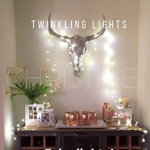 Twinkle lights Fairy lights that twinkle String Lights PLUG IN  London Ontario image 1