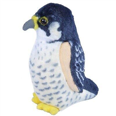PEREGRINE FALCON Audubon Bird with real call PLUSH stuffed animal Wild (Falcon Bird Animal)