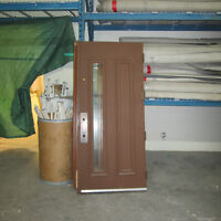 "Solid Wood Doors - 36"" x 81 1/2"""