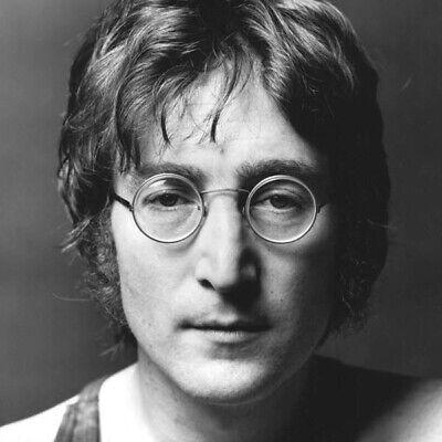 John Lennon Non Prescription Fashion Round Glasses Retro  (Prescription John Lennon Glasses)