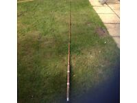 Vintage split cane weir products rod