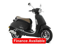 Lexmoto Lexmoto Vienna 125 Twist and Go Automatic Lerner Legal