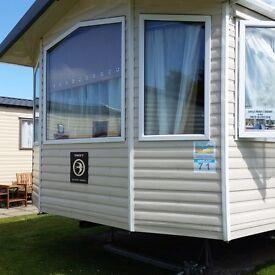 Seton Sands Holiday Village 🎉 3 bedrooms caravans for hire 🐕 Dog Friendly.