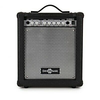 35W Electric Guitar Amp with Reverb by Gear4music