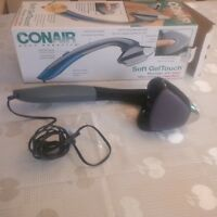 Conair Handheld Massager with Heat!