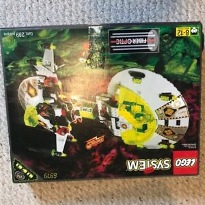 Lego 6979 - Interstellar Starfighter - New - parts  sealed -1997
