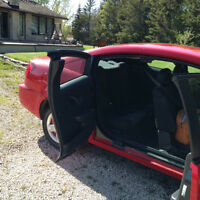 2007 Saturn ION 2 Suicidal Doors Coupe (2 door)