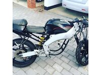 Aprilia Rs50 project or spares, full bike in spares