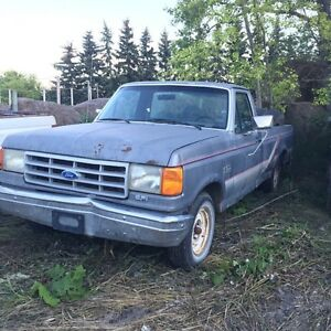 1991 Ford F-150 2wd