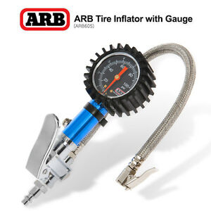 LIQUIDATION - ARB Tire Inflator with Gauge