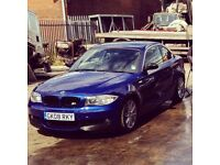 BMW 1 Series Coupe M Sport 120d