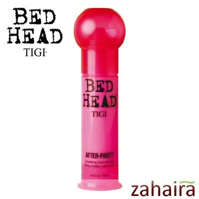 Tigi Bed Head After-Party Smoothing Cream 100ml Bed Head After Party