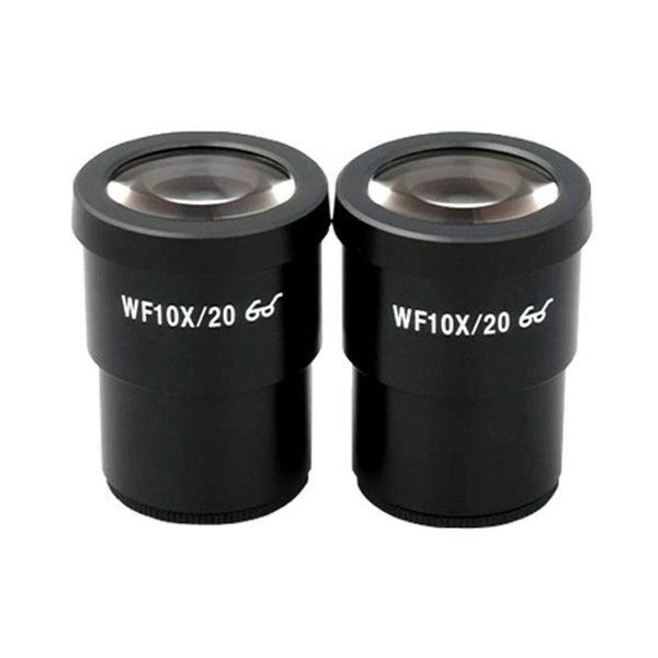 AmScope 10X Super Wide Field Microscope Eyepieces 30mm