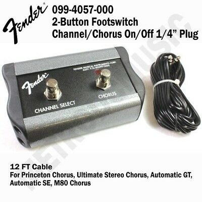 Parts & Accessories - 2 Button Foot Switch - 2