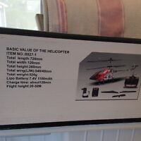 RC. Helicopter