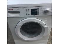 Bosch 8 kg washing machine in mint condition with a warranty
