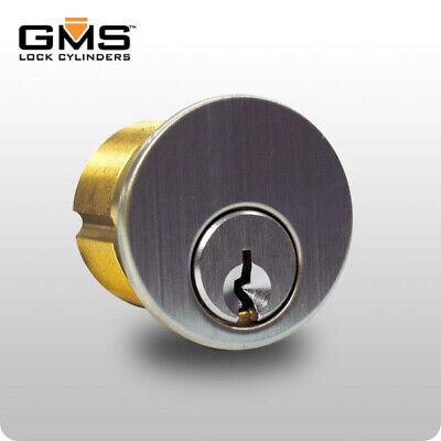 Gms M100 - 1 Mortise Lock Cylinder Sc1 Schlage Keyway With 2 Keys