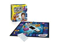Guinness world records challenges board game, new, boxed, unopened, great for lockdown