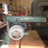 1950s radial arm saw